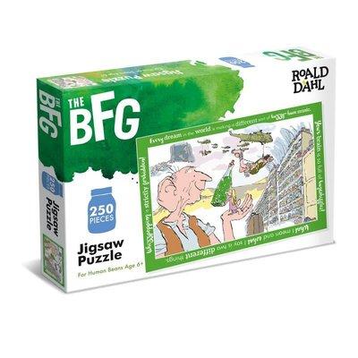 Roald Dahl 250pcs - The BFG Puzzle - Roald Dahl