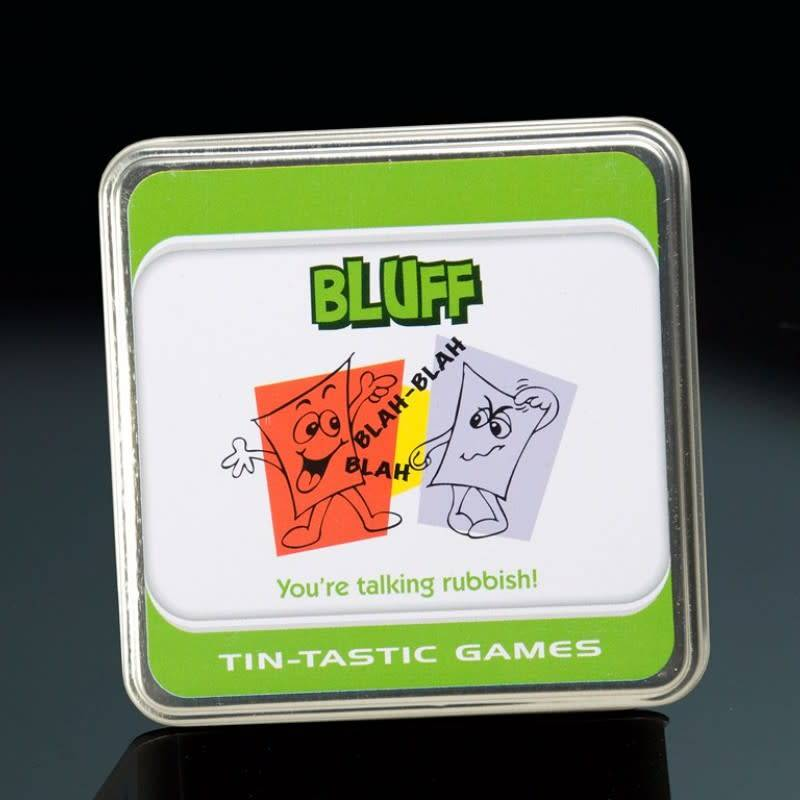 Paul Lamond Games Tin-Tanstic Games - Bluff