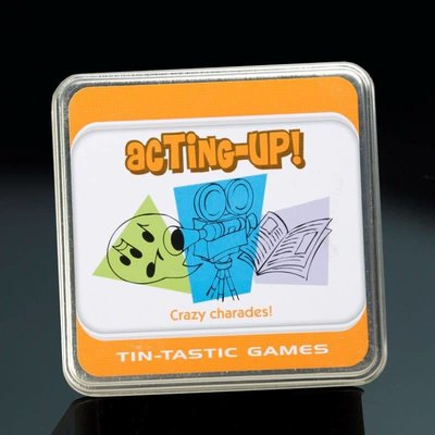 Paul Lamond Games Tin-Tanstic Games - Acting Up!