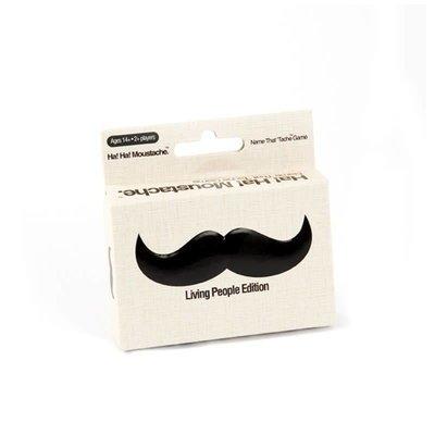 Paul Lamond Games Ha! Ha! Moustache Game - Living People Edition