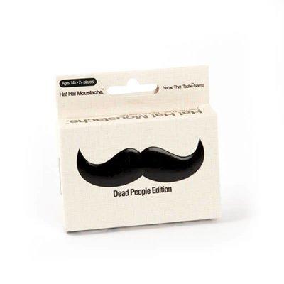 Paul Lamond Games Ha! Ha! Moustache Game - Dead People Edition