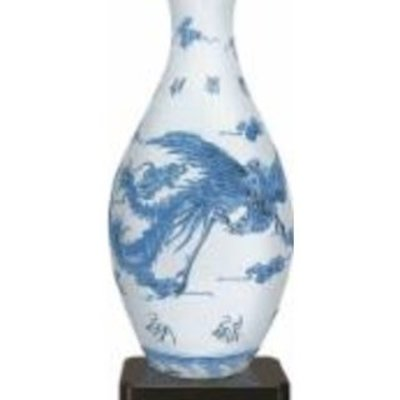 Paul Lamond Games Puzzle Vase - Phoenix Couple