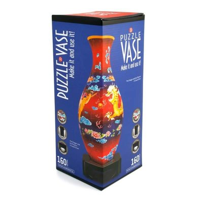 Paul Lamond Games Puzzle Vase - The Dragon and the Phoenix