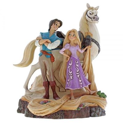 Disney Traditions Disney - Live Your Dream Tangled - Rapunzel
