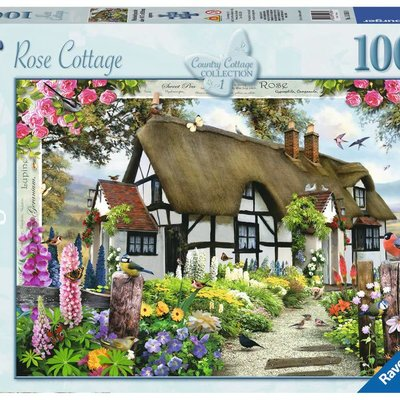 Ravensburger Rose Cottage Puzzle 1000pcs