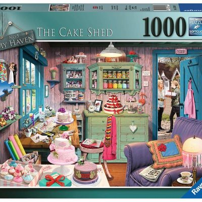 Ravensburger The Cake Shed Puzzle 1000pcs