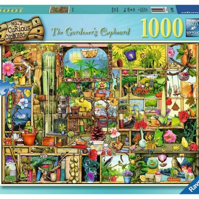 Ravensburger The Gardener's Cupboard Puzzle 1000pcs