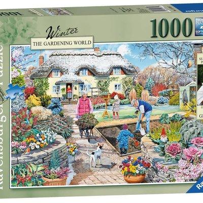 Ravensburger The Gardener's World Winter Puzzle 1000pcs