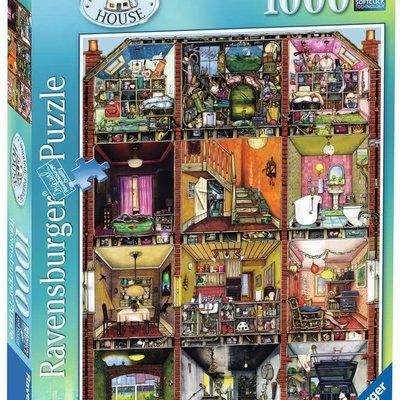 Ravensburger Higgledy Piggledy House Puzzle 1000pcs