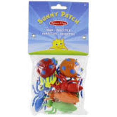 Melissa & Doug Sunny Patch - Bag of Bugs