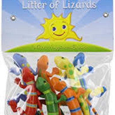 Melissa & Doug Sunny Patch - Litter of Lizards