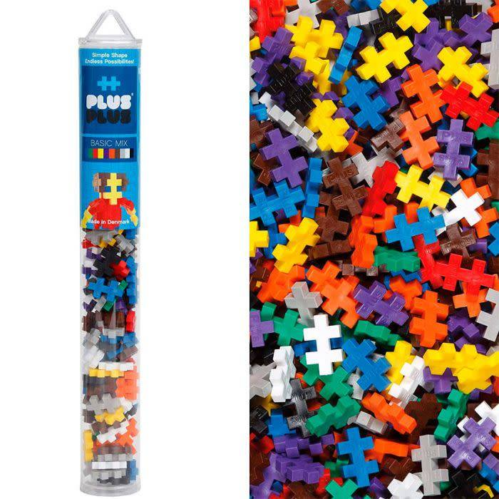 Plus Plus Plus Plus - Basic Mix 100pcs