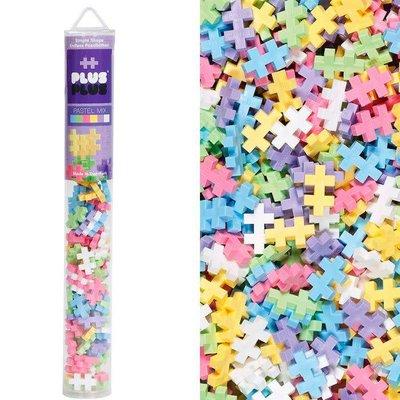 Plus Plus Plus Plus - Pastel Mix 100pcs