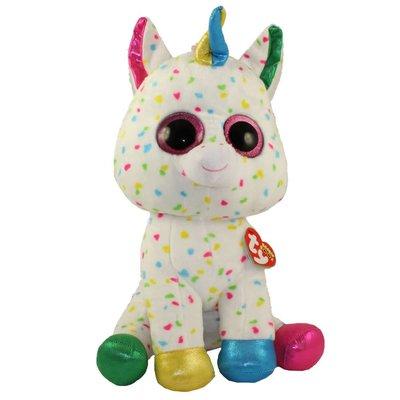 Ty Beanie Boo Large - Harmonie the Unicorn