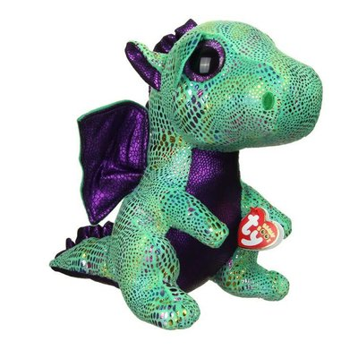 Ty Beanie Boo Large - Cinders the Dragon