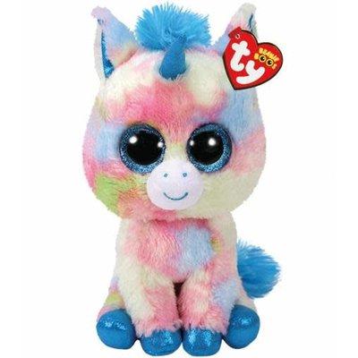 Ty Beanie Boo Large - Blitz the Unicorn