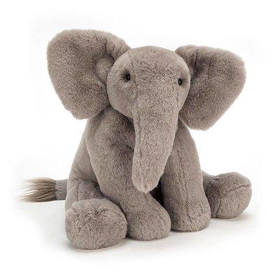 Jellycat - Beautifully Scrumptious Jellycat - Emile Elephant - Baby