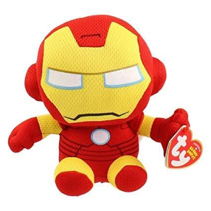 Ty Marvel - Iron Man Beanie