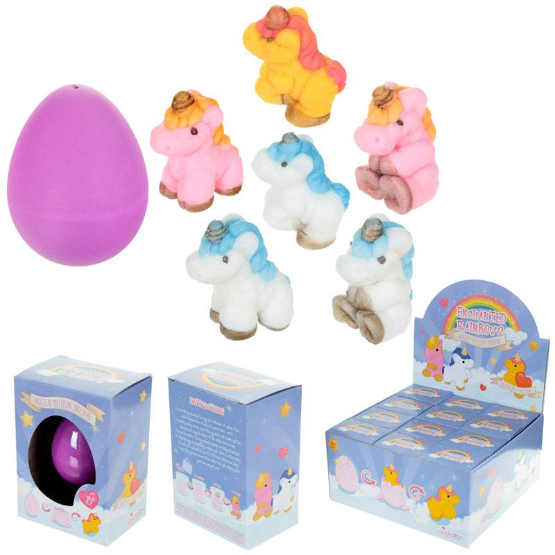 Magical Hatching Unicorns