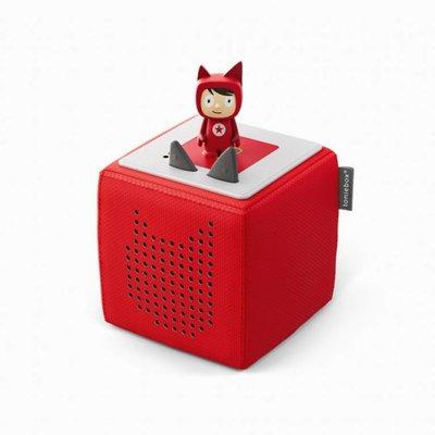 Tonies Tonies Starter Set - Red Toniebox