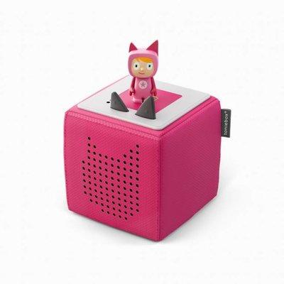 Tonies Tonies Starter Set - Pink Toniebox