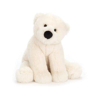 Jellycat - Beautifully Scrumptious Jellycat - Perry Polar Bear - Small