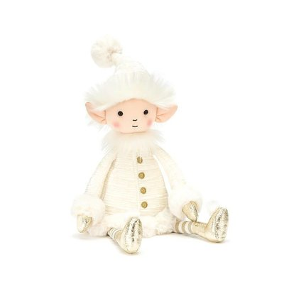 Jellycat - Jingle Jingle Jellycat - Snowflake Elf - Medium