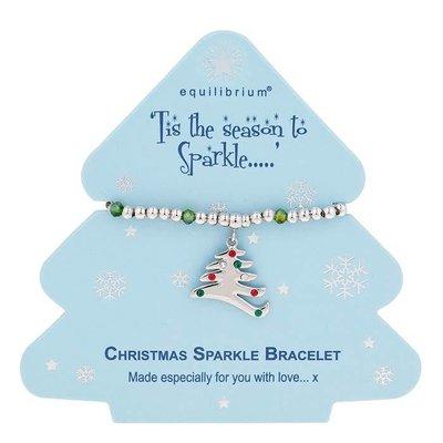 Equilibrium Season To Sparkle - Tree Bracelet
