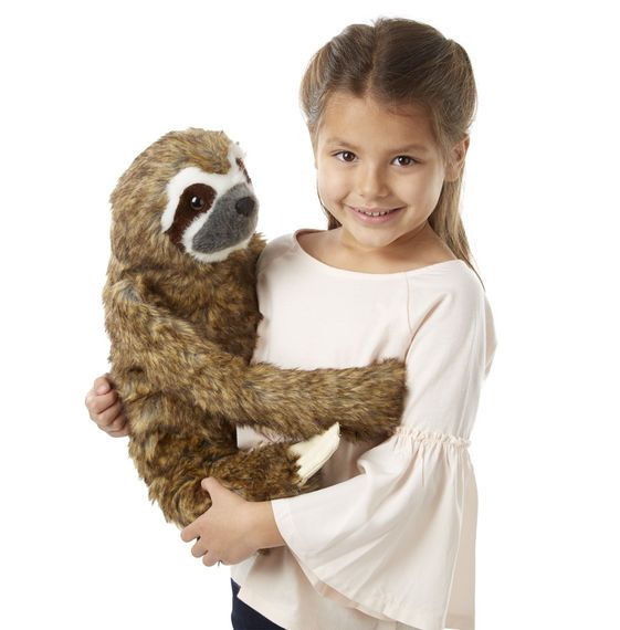 Melissa & Doug Sloth Plush