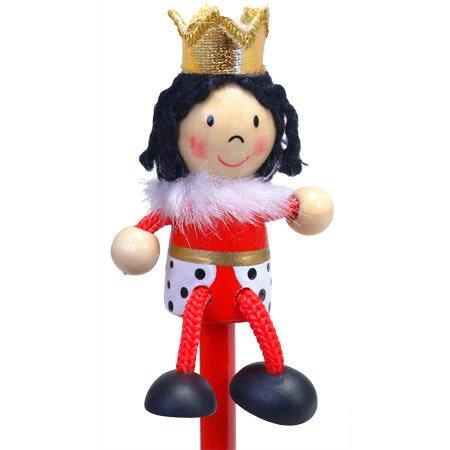 Queen - Character Pencil