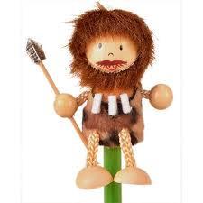 Caveman - Character Pencil