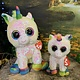 Ty Flippable Sequin Pixy Unicorn - Beanie Boo