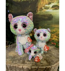 Flippable Sequin Whimsy Blue Cat - Beanie Boo Buddy - Celebrations ... ea93f9036cc9