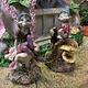Fiesta Studios Pixie Child on Toadstool