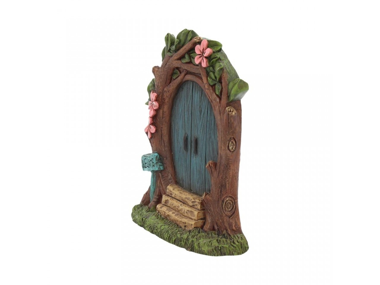 Boxed Fairy Door - Blue