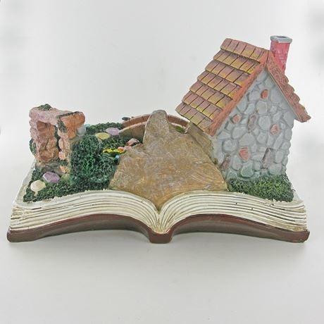 Fiesta Studios Fairy Stone House & Garden Book