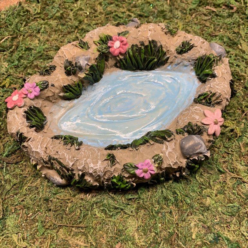 Garden Miniatures Fairy Garden Pond