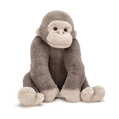 Jellycat - Beautifully Scrumptious Jellycat - Gregory Gorilla - Medium