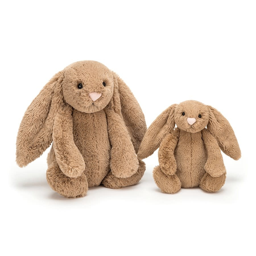 Jellycat Bashful Biscuit Bunny - Small