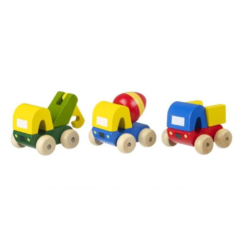 Orange Tree Toys First Trucks - Boxed