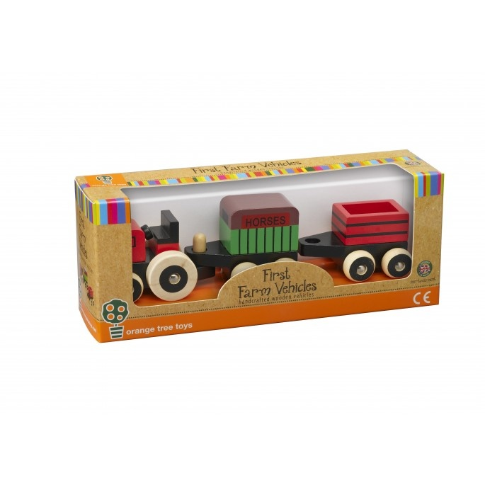 First Farm Vehicles - Boxed