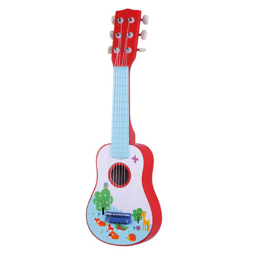 Jumini Fox Guitar