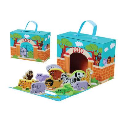 Jumini Foldaway Zoo