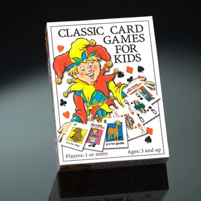 Paul Lamond Games Classic Card Game for Kids