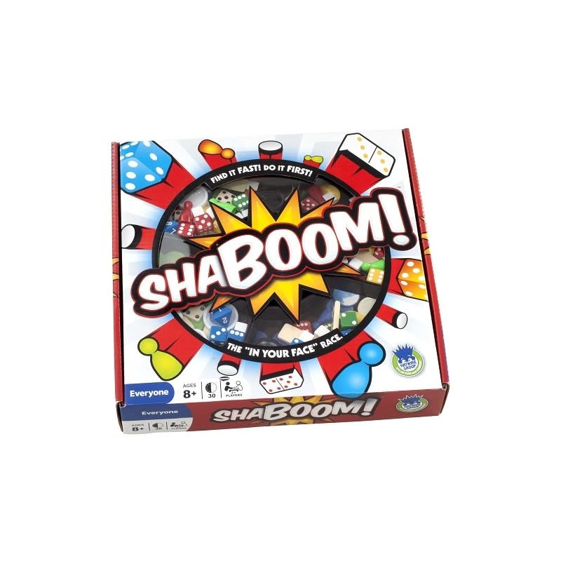 Paul Lamond Games SHABOOM!