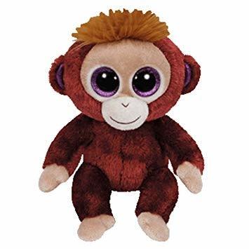 Ty Beanie Boo - Boris the Monkey