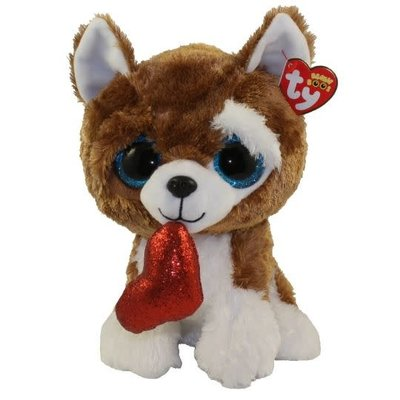 Ty Beanie Boo - Smootches the Dog