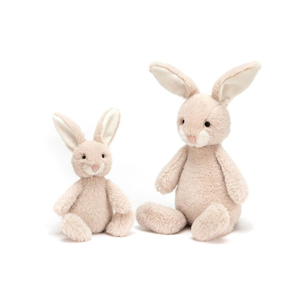 Jellycat - Pocket Pals Jellycat - Nibbles Oatmeal Bunny - Large