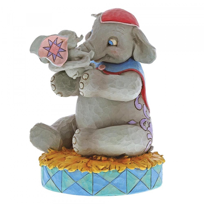 Disney Traditions Disney - Mrs Jumbo & Dumbo - A Mother's Unconditional Love