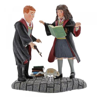 Harry Potter Harry Potter - Wingardium Leviosa - Ron & Hermiome